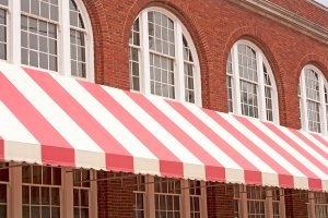 Awnings Banks in NYC