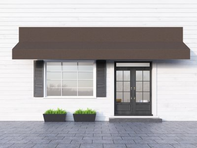 Awning colors for industry