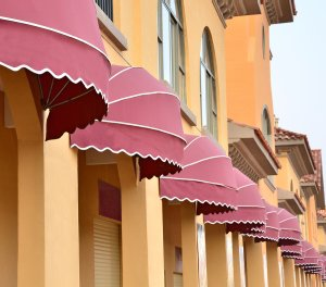 Types of Awnings NYC