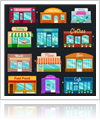 Outer Design Layout for Different Business