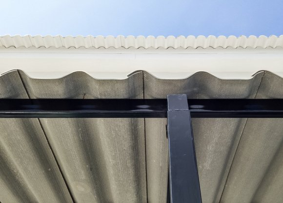 Mapes awnings in New York City