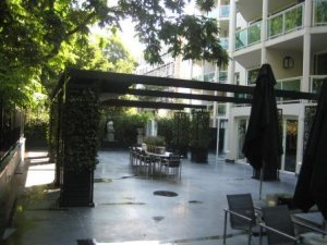 Commercial and Residential retractable roof system