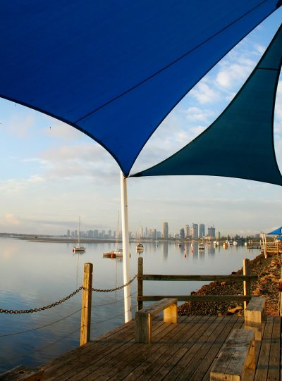 Explore the benefits of using shade sails